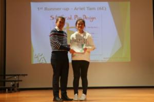 1st Runner-up